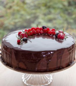 tort zmeură 1