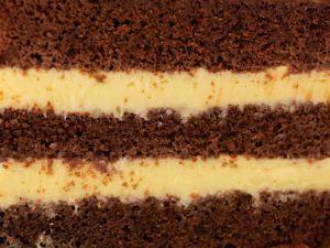 tort negresă cu vanilie 2