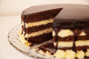 tort negresă cu vanilie 1
